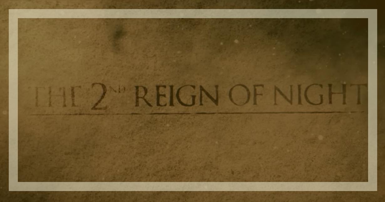 Mark Gantt 2nd Reign of Night Trailer August 2015